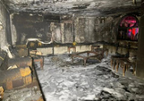 الإطفاء: إنقاذ 16 شخصًا بينهم 8 أطفال إثر حريق منزل بالفردوس