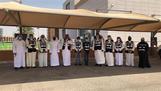 افتتاح مركز خدمة مركبات ذوي الإعاقة بمحافظة الأحمدي