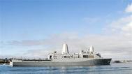 كورونا يتفشى على متن سفينتين حربيتين أمريكيتين