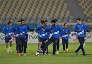23 لاعبًا في قائمة «الأزرق» لمواجهة العراق