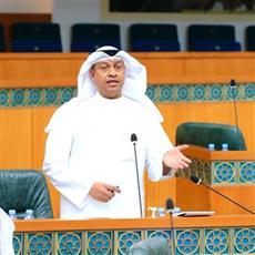 المطر يطالب وزير الداخلية بوضع نقاط أمنية دائمة أمام الشاليهات قيد الإنشاء لمنع مظاهر الفساد الأخلاق