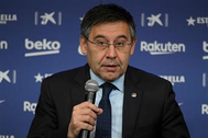 استقالة رئيس برشلونة وأعضاء مجلس إدارة النادي
