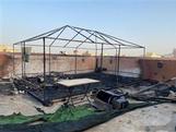 الإطفاء سيطرت على حريق 5 منازل في جابر الأحمد
