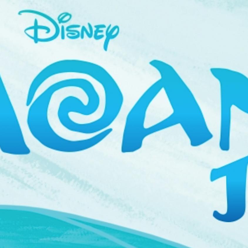 "Disney's ""Moana Jr."" Wednesday 8/4"