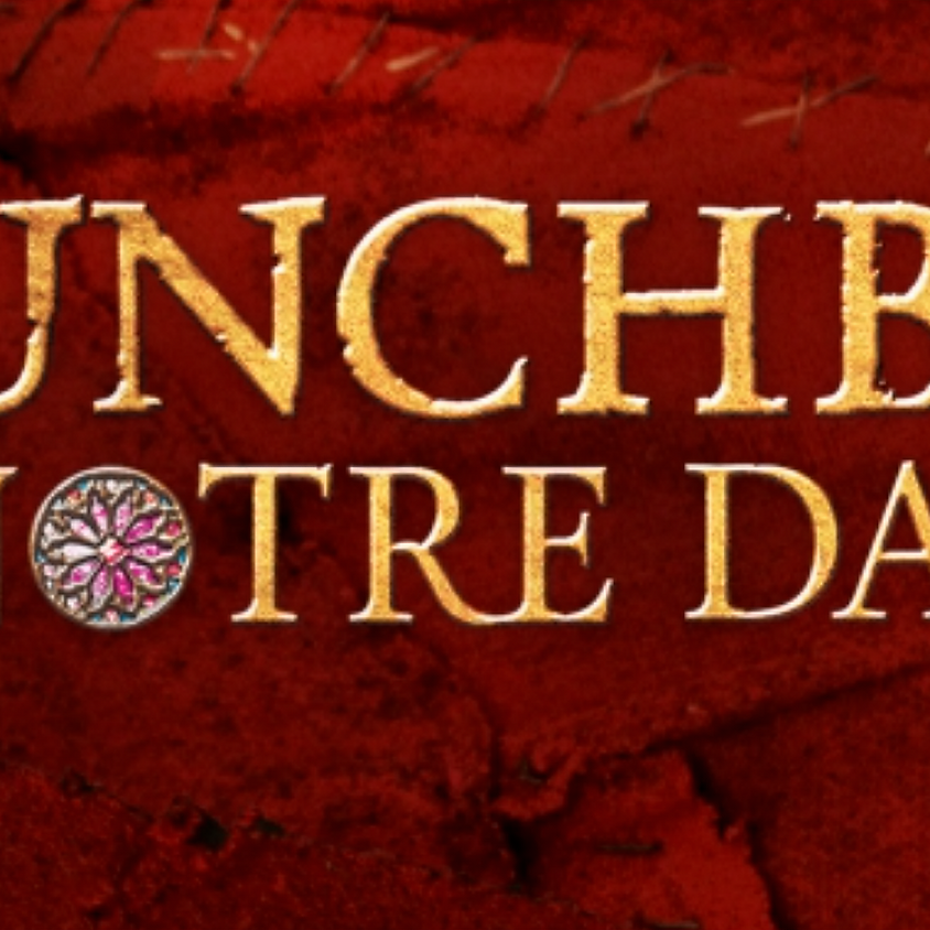 """""""The Hunchback of Notre Dame"""" Friday 8/20"""