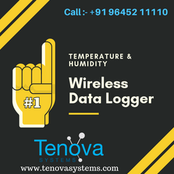 Wireless Data Logger- Tenova Systems