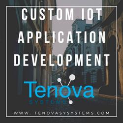Custom IoT Application Development - Ten
