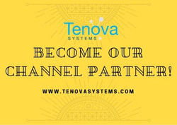 Become Tenova System's  Channel Partner!