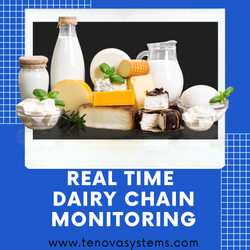 Real Time Dairy Chain Monitoring - Tenov