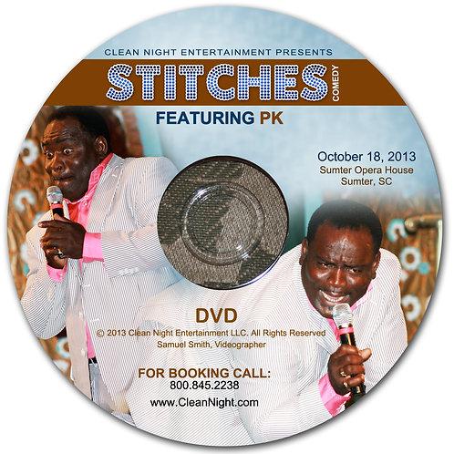 30 Minute Footage Marketable DVD