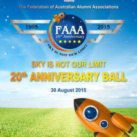 FAAA 20週年晚會設計及製作