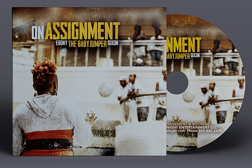 TheBabyJumper Assignment CD