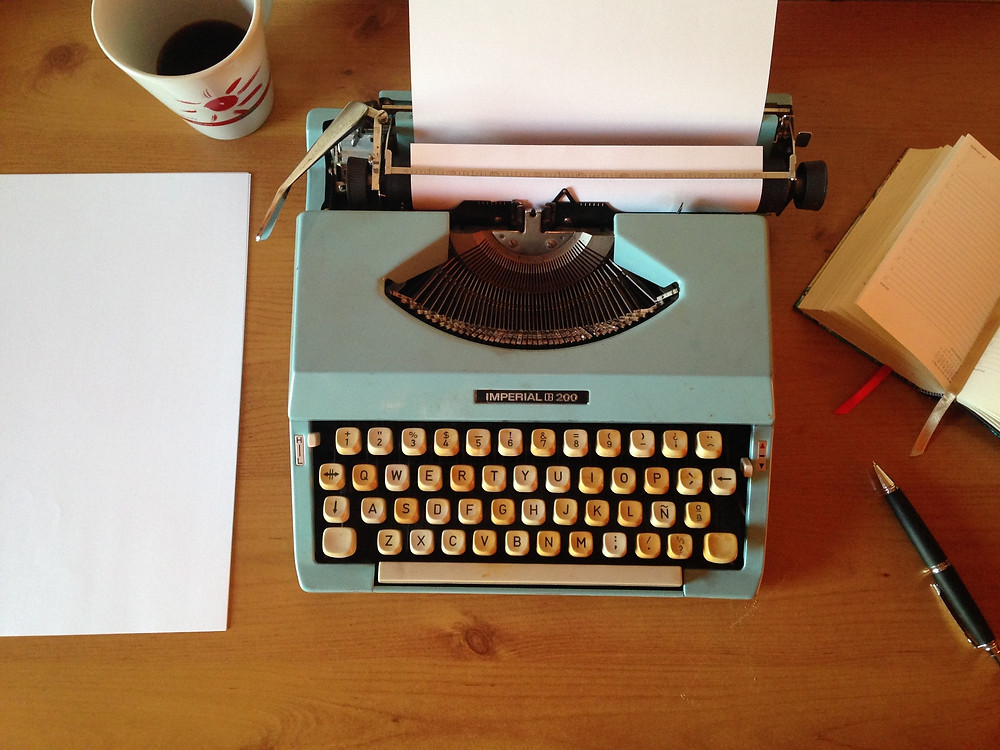 Screenwriting Typewriter