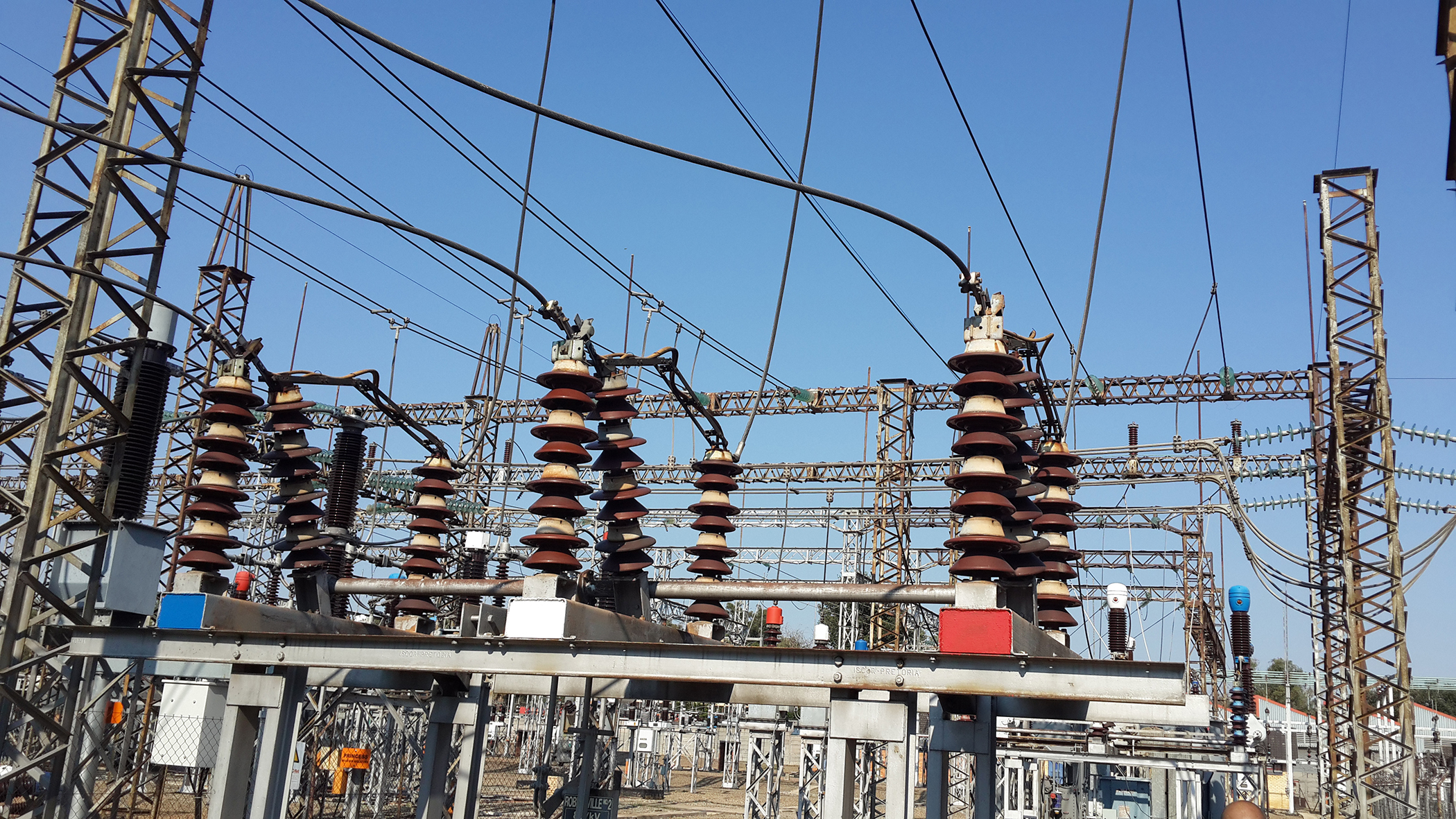 Substation design South Africa