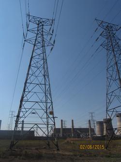 Overhead power lines 11-400kv design