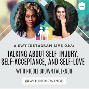 Debunking Self-Love: Our Instagram Live with Nicole Brown Faulknor
