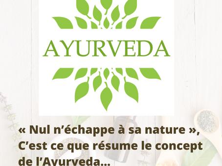 La philosophie ayurvédique