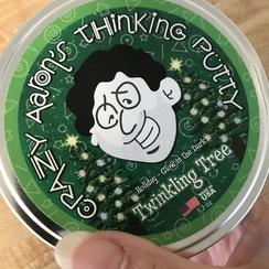 Glow in the Dark Thinking Putty  (350pts)