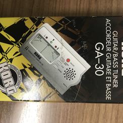 Metronome/Tuner (250pts)