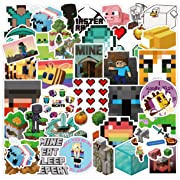 Minecraft Stickers (25 stickers for 100 pts)
