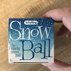 Squishy Stress Ball (150pts)