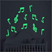 Glowing Notes (350pts)