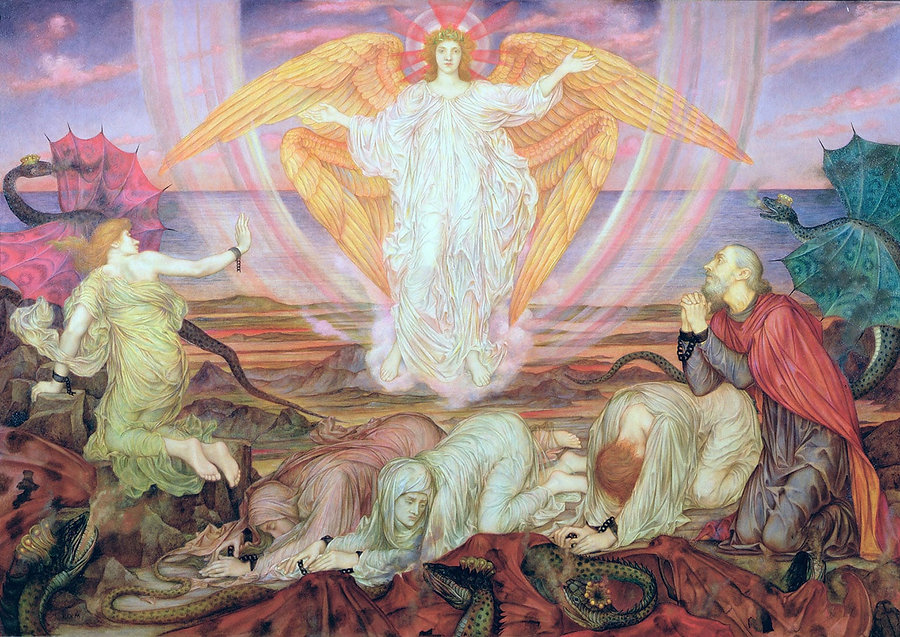 Evelyn de Morgan_Death-of-the-Dragon.jpg