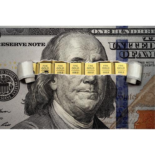 Bills into Gold