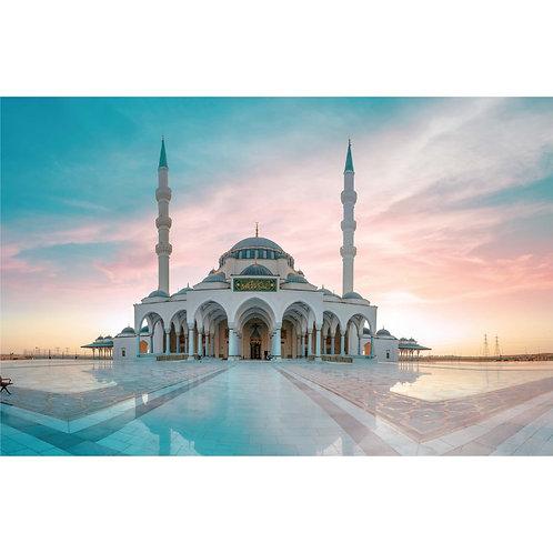 Sharjah Mosque Dubai