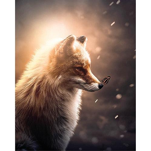 Glowing Fox