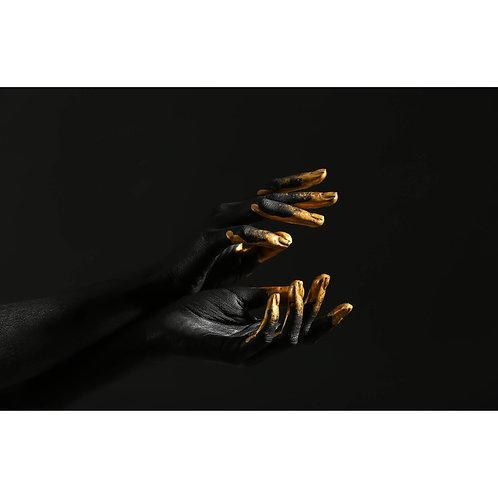 Gold Fingertips