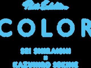 【白石聖×関根一弘 写真展 -COLOR-】入札作品について