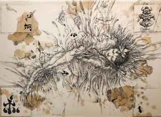 【4/17-28】ボールペン画家 酒井崇展