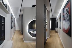 Дизайн проект частного дома в современном стиле