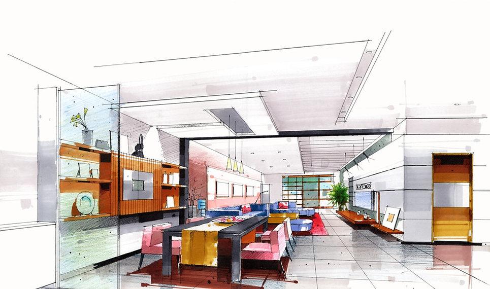 Дизайн проект, дизайн квартир