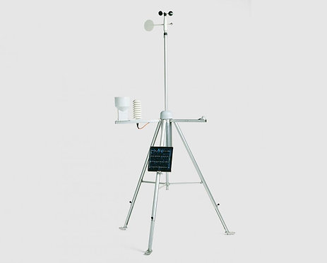 기상측정장비_온도,습도,풍향,풍속,강우