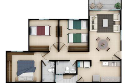 5o piso Acabado