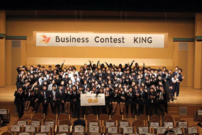 Business Contest KING 副代表/外務統括責任者 重松さん(2018年度)