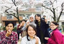AIESEC神戸大学委員会 プロジェクトリーダー福田さん(2016年度)