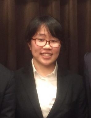日本模擬国連 関東事務局関東事務局長兼日本模擬国連 副代表 山内さん(2016年度)