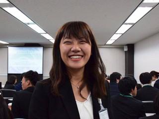 NPO法人日本教育再興連盟(ROJE)/関東学生事務局長 板野さん(2017年度)