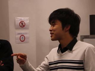 学生団体GEIL 代表 田本さん(2016年度)