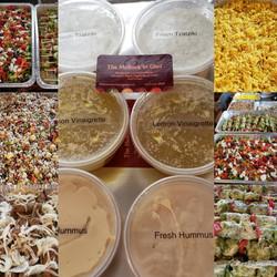 Mediterranean Feast!!