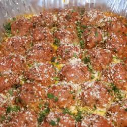 Classic Italian Meat Balls