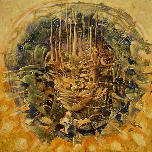 Leo - gicleé print
