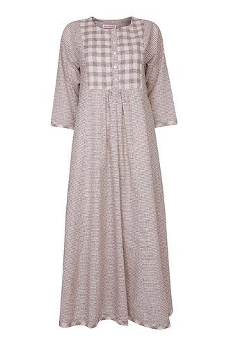 Bazaar Dress - Checked