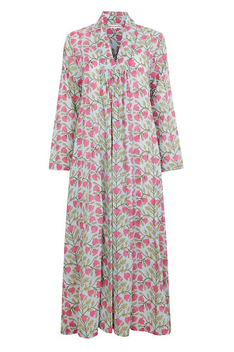 Rasheed Dress - Lotus