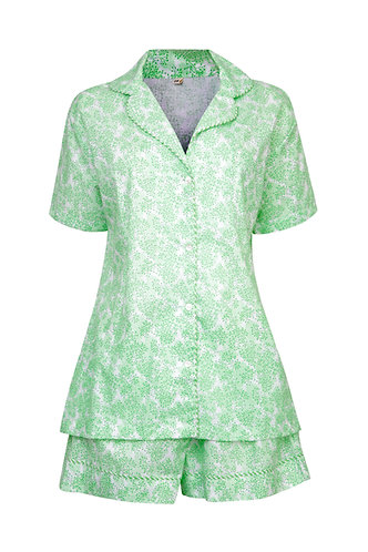 Baby Doll - Green Coral