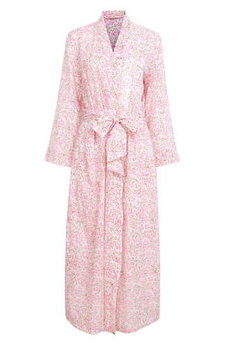 Palm Beach Dressing Gown -Blossom