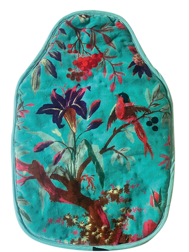 Hot Water Bottle - Turquoise